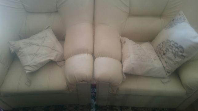 Zestaw wypoczynkowy kanapa fotele fotel sofa