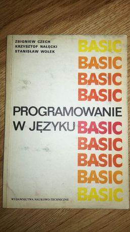 Programowanie w języku basic Zbigniew Czech Krzysztof Nałęcki