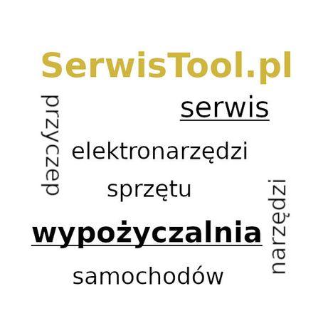 SerwisTool.pl - Wypożyczalnia / Serwis elektronarzędzi Białystok