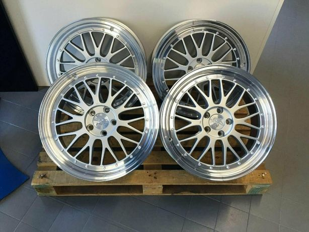 Nowe Alufelgi Ultra Wheels UA3 8,5x18 5x120 ET35 do BMW / Fvat