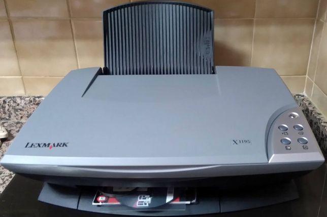 Impressora Multifunções Lexmark X1195