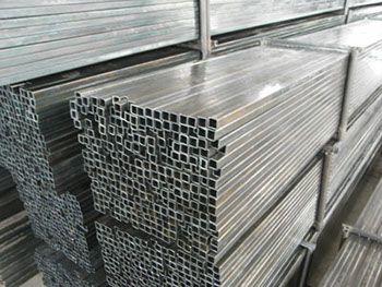 Труба алюминиевая квадратная 10х10х1,0мм АД31Т5