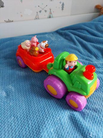 Zabawka dla malucha farmer