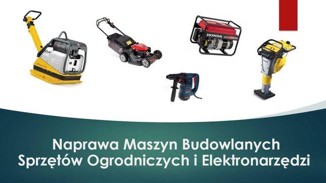 Naprawa Maszyn Budowlanych i Elektronarzędzi