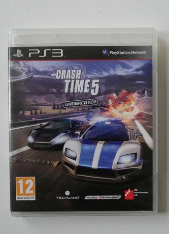 Crash Time 5 Undercover / PS3 / Ideał / PL