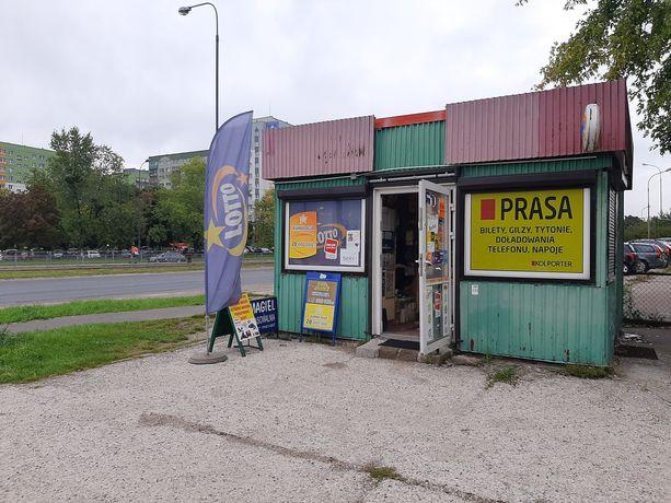 Sprzedam pawilon handlowy Kiosk super lokalizacja Cena do negocjacji