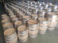 Pipos/Barricas/Pipas/Barris em madeira de castanho e carvalho - Novos