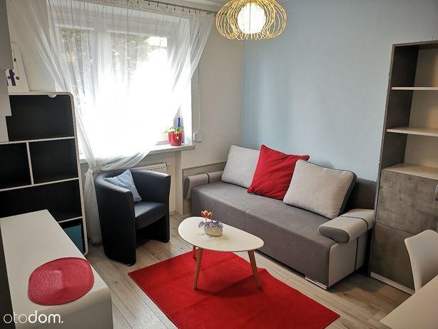 Mieszkanie 2 pokoje z ogródkiem w spokojnej okolic