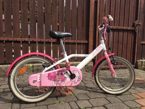Rower 16' dla dziewczynki