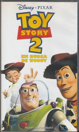 Toy Story 2 - Em Busca de Woody - VHS