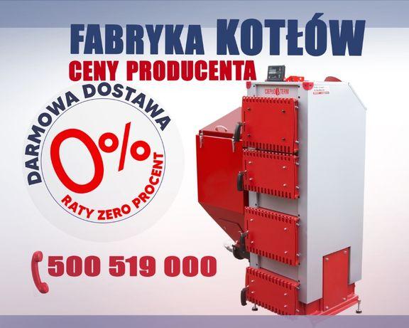 5 klasa na ekogroszek Kocioł kotły piec 100% żeliwny podajnik, 20KW