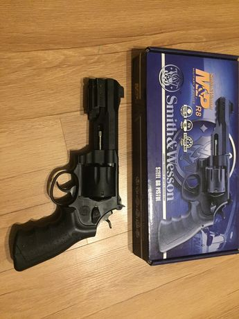 Rewolwer Smith&wesson 4,5 mm
