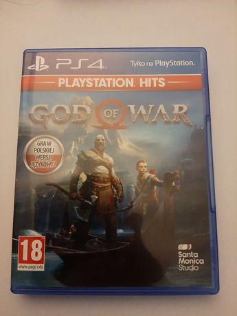 God of war pl ps4