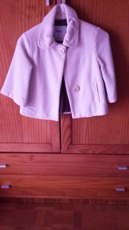 Vendo casaco de lã para menina Tiffosi