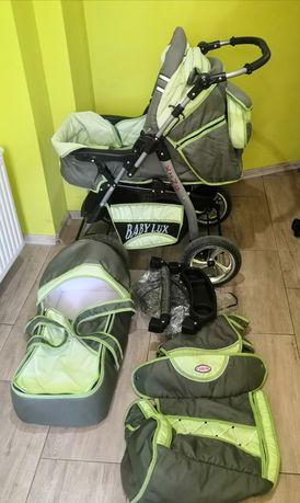Wózek Baby Lux King  2 w 1