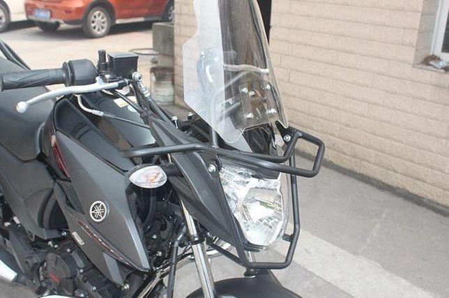 Ветровик на мотоцикл, универсальное ветровое стекло