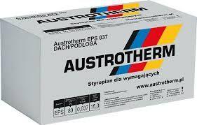 Styropian Austrotherm dach/podłoga EPS 037 , cena; 297,00 brutto