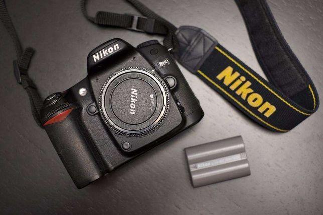 Nikon D80 (corpo)
