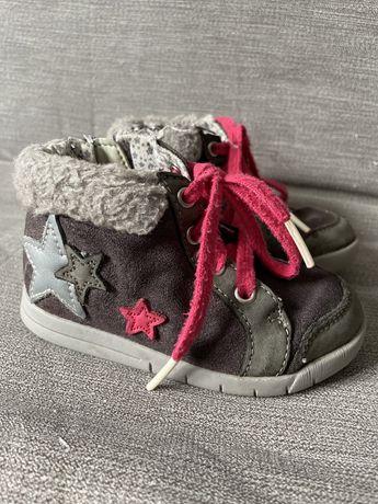 Ботиночки туфельки Clarks р. 20,5-21,5
