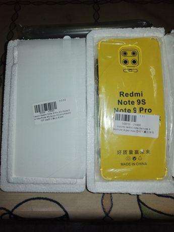 Xiaomi Redmi note 9s / 9 pro (capa+película vidro)