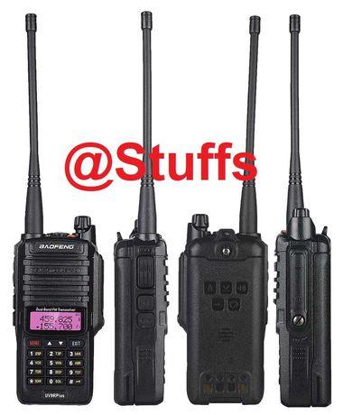 Rádio Baofeng UV-9R plus 15w VHF / UHF