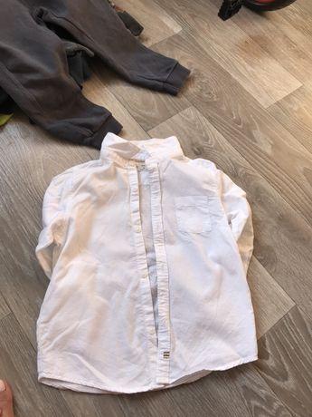 Біла сорочка zara
