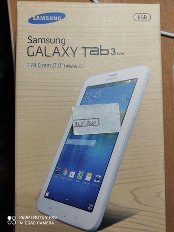 Планшет Samsung GALAXY tab 3 lite оригинал (не Китай) на запчасти