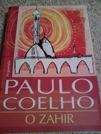 Livro O Zahir de Paulo Coelho