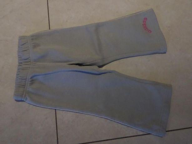 spodnie dresowe adidas 92 cm