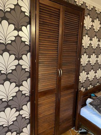 Drzwi do garderoby lub szafy