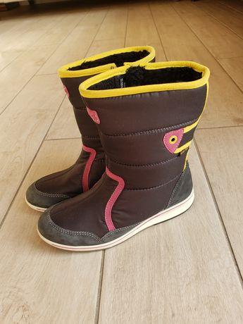 Сапожки ecco скидка 30%  еврозима 31 33 сапоги чоботи