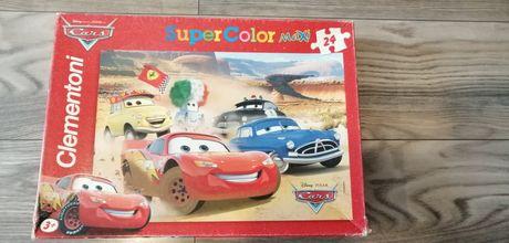Puzzle cars maxi 24 clementoni
