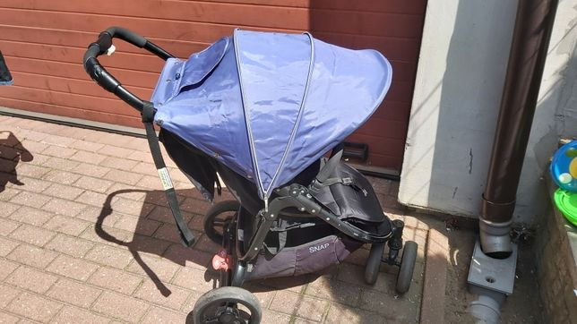 Wózek spacerówka Valco Baby Snap3