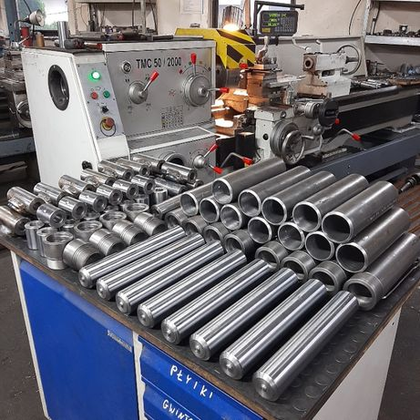 Produkcja regeneracja naprawa siłowników hydraulicznych Tłok Cylinder