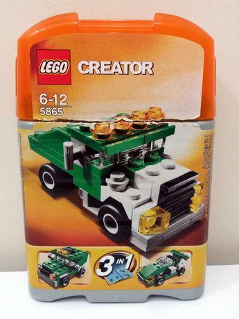 LEGO 5865 CREATOR - Mała wywrotka