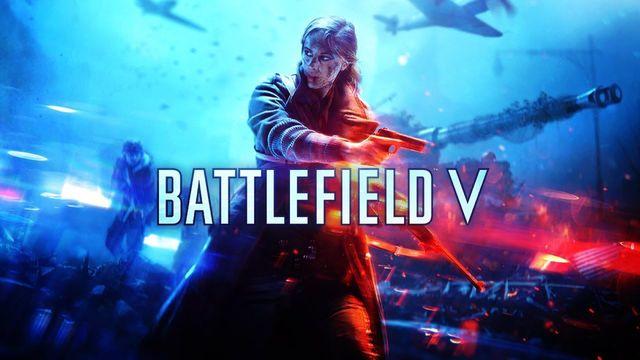 Gra  battlefield V dla PS4