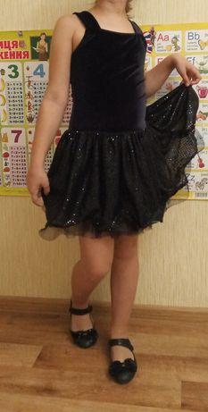Платье , танцевальное платье ,платье для девочки