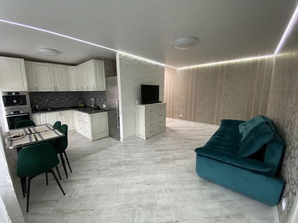 2-х комнатная квартира по ул. Гагарина. Дизайнерский ремонт 21год. 2ет