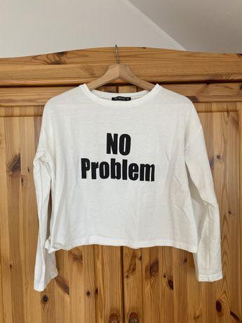 Bluza biała No problem Terranova