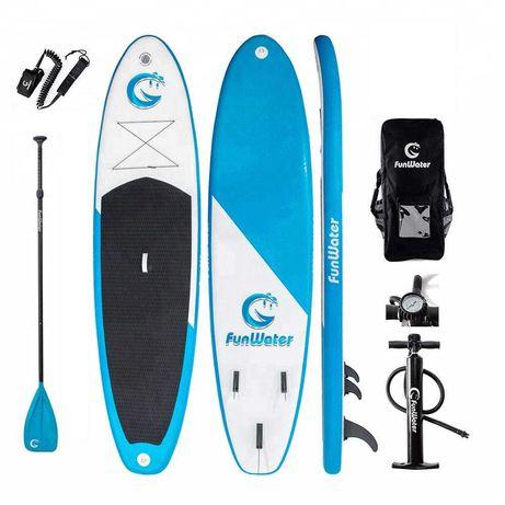 Paddle Espetacular FunWater Azul