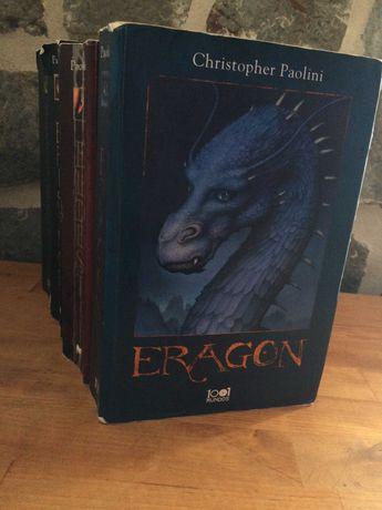 Saga Ciclo da Herança (Eragon) 4/4 - Cristopher Paolini