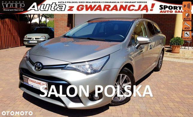 Toyota Avensis Automat Salon PL, I WŁ,Serwis ASO, F.VAT23%,Bezwypadkowy