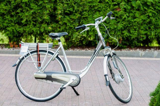 Rower elektryczny Gazelle orange alu 28'' nr 24MK