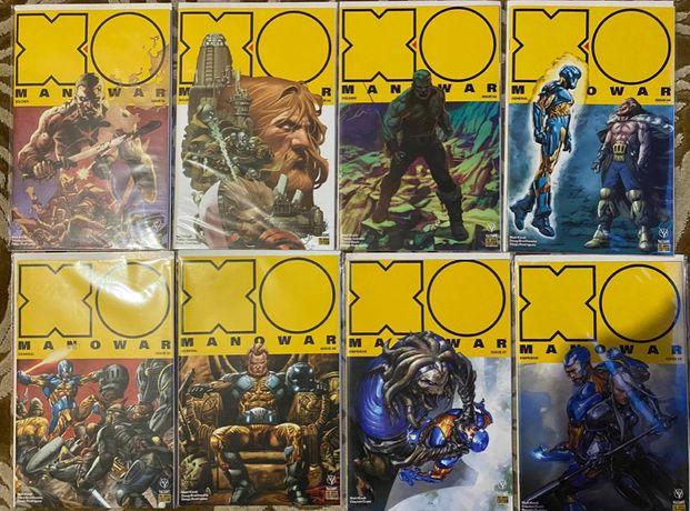Комікси від Valiant (синґли)