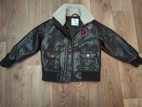 Осенння куртка/бомбер gloria-jeans