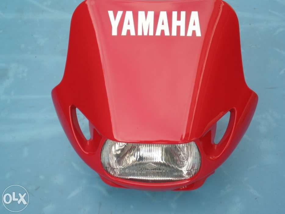 Viseira para Motos ou Motorizada Freixo De Cima E De Baixo - imagem 1