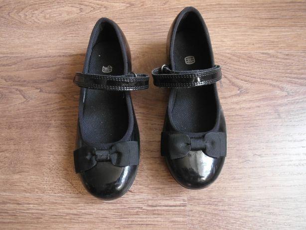 Туфли Clarks, р.30 длина стельки 19 см.
