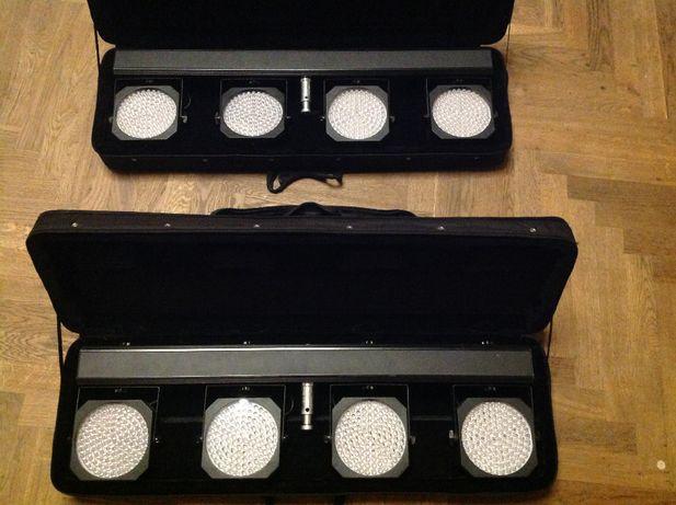 CAMEO CLMPAR1- 2x belka oświetleniowa, światła LED PAR dla zespołu DJ