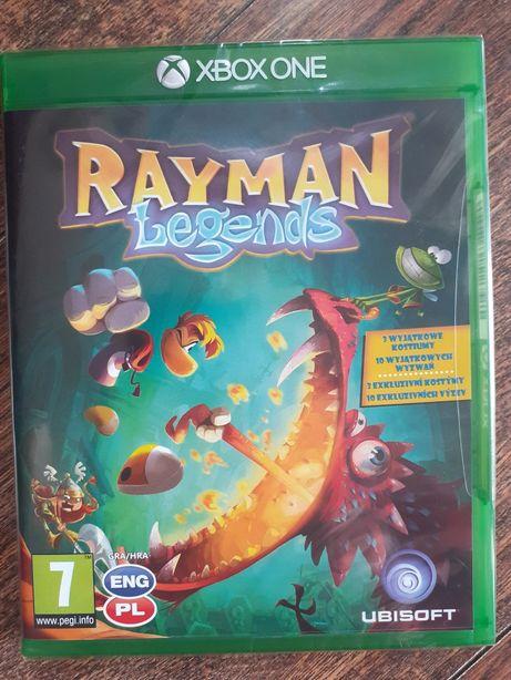 Rayman Legends gra nowa na Xbox one