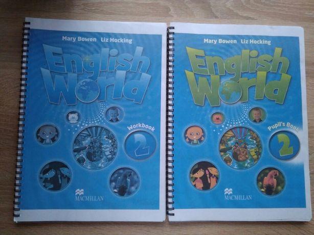 English word рабочая тетрадь по английскому world+pupil's book #2